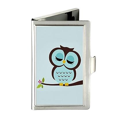 New Grey Owl Business Credit Card Holder Case