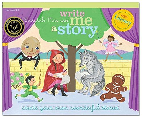 Story Fairy Tale Mix (Fairytale Mix-up Write Me a Story (Make Me a Story))