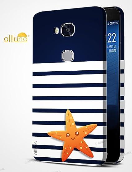 allluna Printed Mobile Back Cover for Huawei Honor 5X / Huawei Honor 5X  Printed Cover
