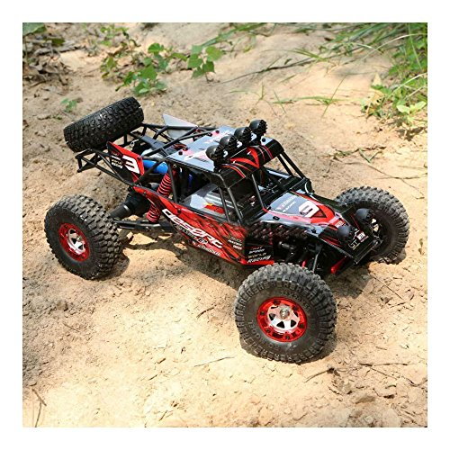 03 EAGLE-3 RC Car Off-road Truck 1:12 4WD 2.4G Full Scale RTR US Stock from Unknown