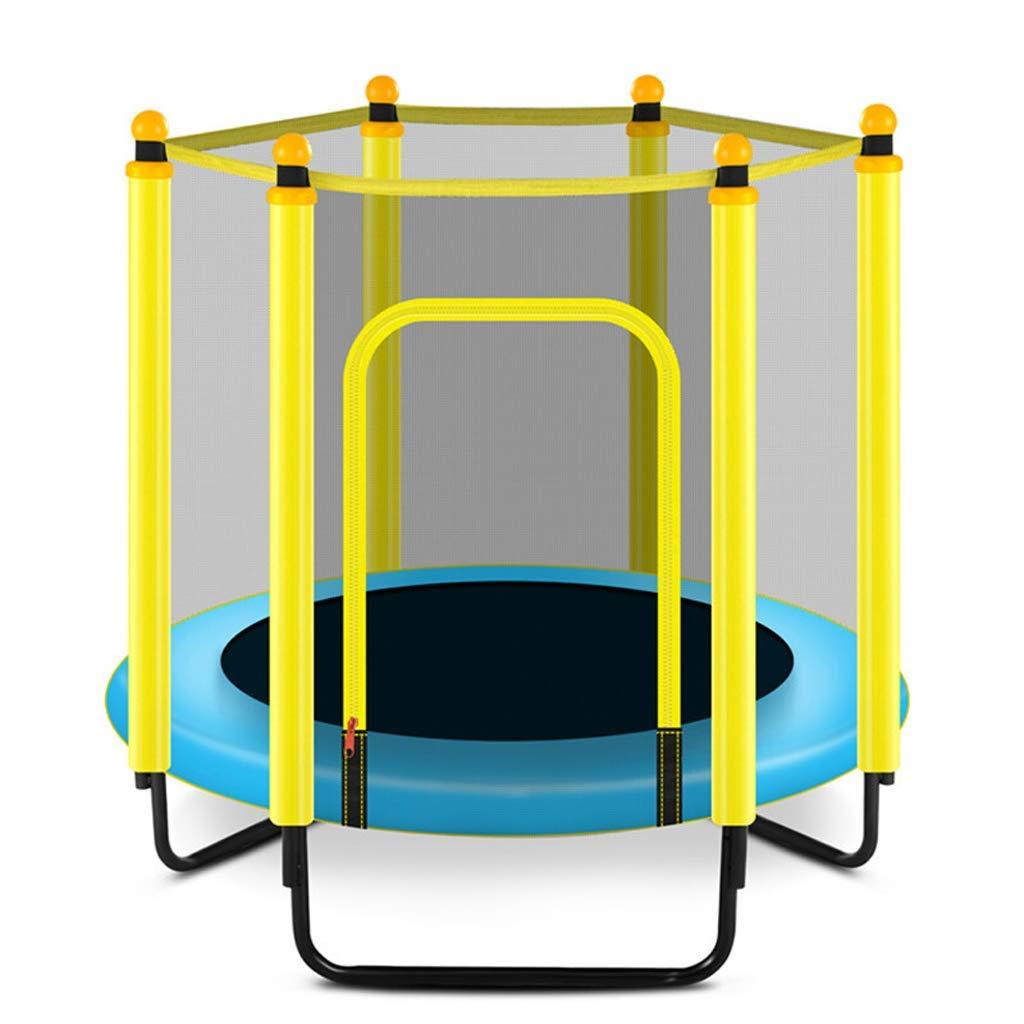 48 Zoll Outdoor & Indoor Faltbar mit Enclosure Netz und Safety Jumping Mat Cover