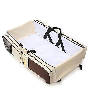 3 In 1 Nbsp Wickeltasche Und Babybett In Einem Multifunktional