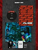 MOBB - The MOBB (Debut Mini Album) [Bobby ver.] CD with Folded Poster Photocard