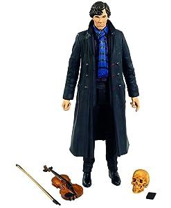 Sherlock 5-Inch Scale Action Figure