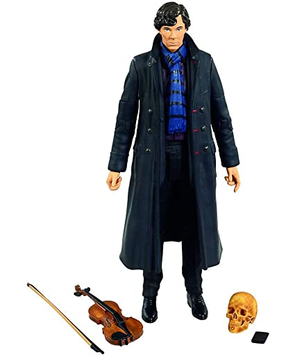 de456d3eb05 Amazon.com  Sherlock 5-Inch Scale Action Figure  Toys   Games