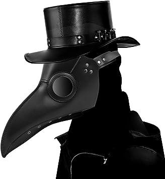 Máscara de Doctor Plaga Steampunk Welltop