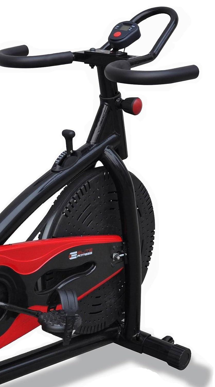 bicicleta ciclo indoor domestica de spinning, (oferta de exposición): Amazon.es: Deportes y aire libre