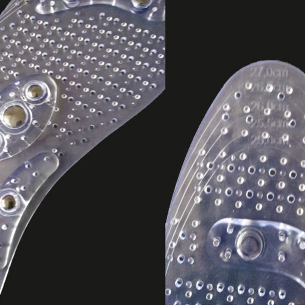 Glasschliffperlen in weiß und silber 6 x 4 mm 30 Stück von Vintageparts