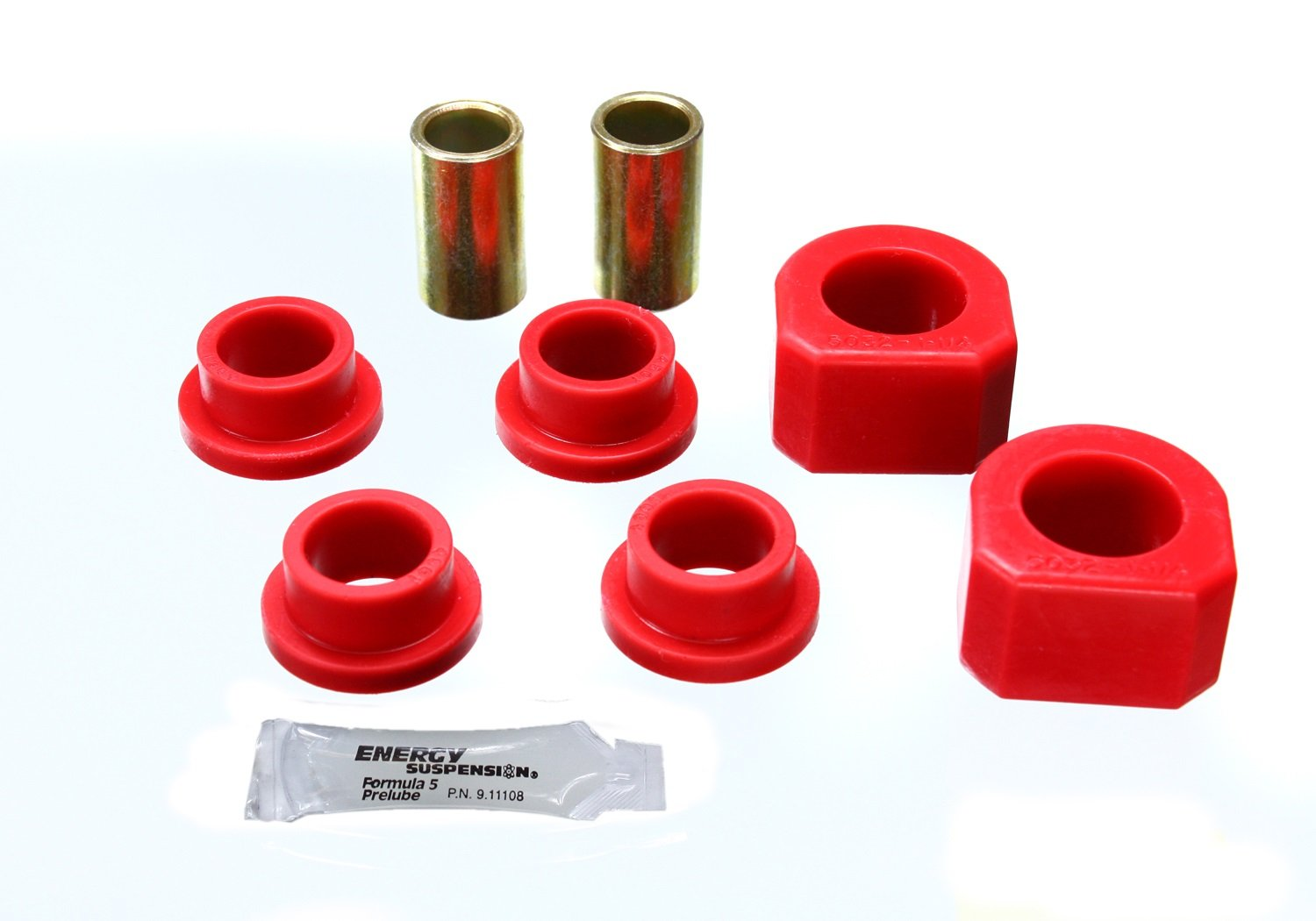 Energy Suspension 3.5118R GM 1-1/4'' 4 X FRT SWAY BAR Bushing by Energy Suspension