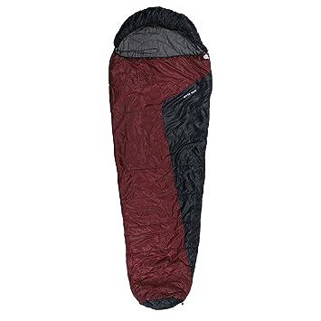 10T Outdoor Equipment 10T Arctic Sun Saco de dormir de la momia, Rojo, Estándar: Amazon.es: Deportes y aire libre