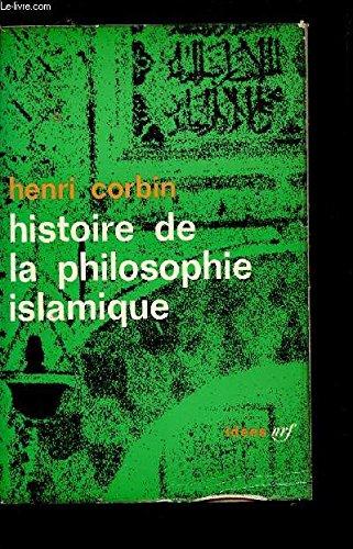 Histoire De La Philosophie Islamique [Pdf/ePub] eBook
