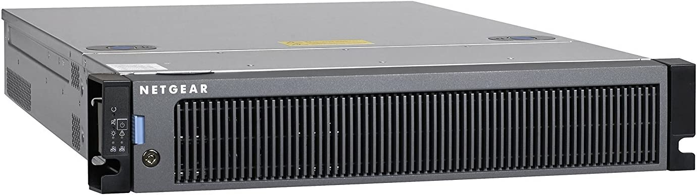 48TB Enterprise HDD RR2312G4-100NES Netgear ReadyNAS 1U 12-Bay High Density Rackmount Network Attached Storage