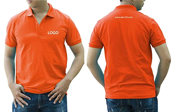 9f673de6c Add Your Logo Text Design Image Picture. Custom Polo. Personalized Polo.  Embroidered On