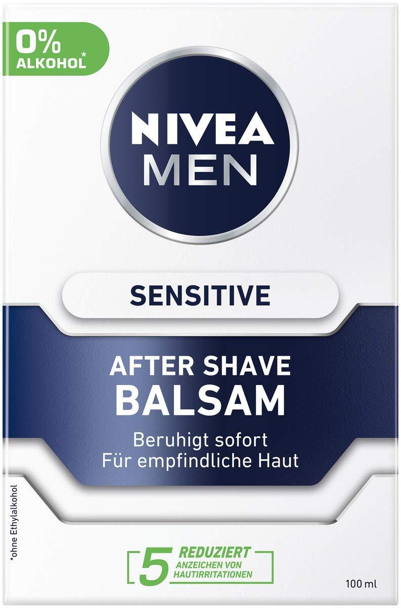 Bálsamo para después del afeitado Nivea Men Sensitive After ...