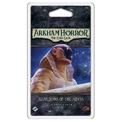 Fantasy Flight Games FFG AHC27 Arkham Horror: Guardians of The Abyss Toy: Toys & Games