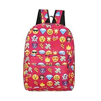 Amazon.com: Backpack for girls boys cute school Backpack school ...