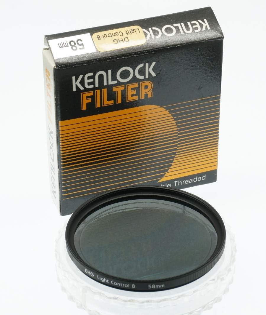 Kenlock Made in Japan Light Control Neutral Density ND8 Filter for Olympus M.Zuiko Digital ED 75mm F1.8
