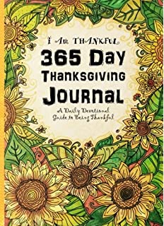 Do it yourself unschooling journal eclectic learning handbook 365 day thanksgiving journal i am thankful a daily devotional guide to being thankful solutioingenieria Choice Image