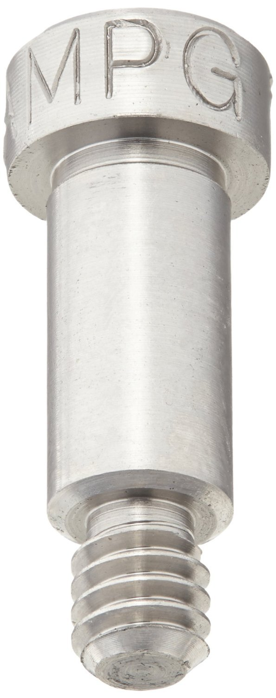 1//4-20 Thread Size 5//16 Shoulder Diameter Hex Socket Drive Meets ASME B18.3 Standard Tolerance Grade 2 Titanium Shoulder Screw 5 Shoulder Length Socket Head Cap