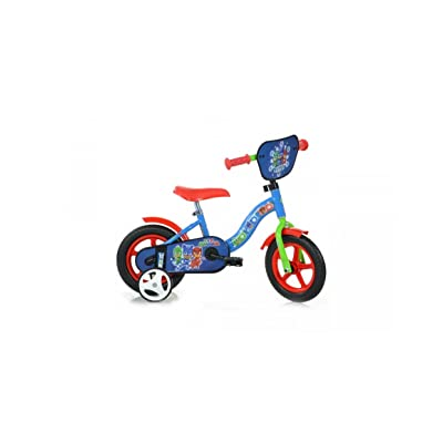 "Dino Bikes 108L-PJ P J Masks 10"" Bicycle: Toys & Games"