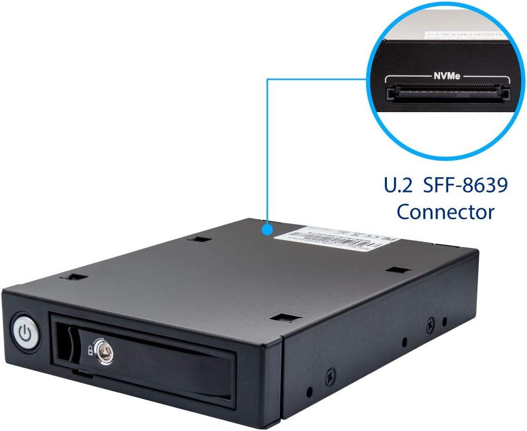 Unidad de Disco Duro SSD NVMe U.2 y SATA de 2,5 Pulgadas para ...