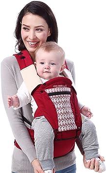 Arnés Para Bebés Con Tirantes Multifuncionales A++ (color : Red ...