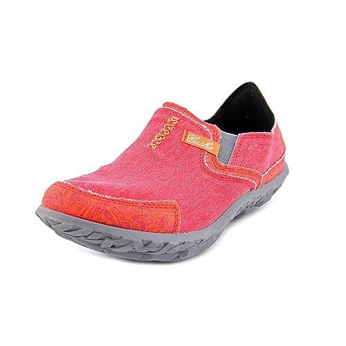 Cushe uw01354b zapato de mujer II, Rojo Tropic, color Rojo, talla 42: Amazon.es: Zapatos y complementos