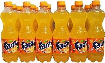 Fanta Naranja Soda clásico (Importación Europea) – Caso de ...