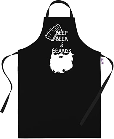 Eat Sleep Ride Horse Riding BBQ Cooking Funny Novelty Apron