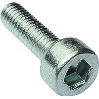 AERZETIX - 50 Inbusbout - M3x10mm - Verzinkt staal - Opdruk Allen - C18142