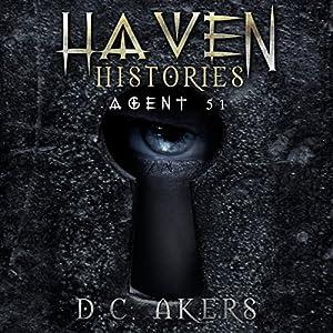 Agent 51 Audiobook