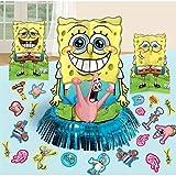 SpongeBob SquarePants Party Table Decorations Kit ( Centerpiece Kit ) 23 PCS - Kids Birthday and Party Supplies Decoration