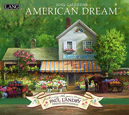 The LANG Companies American Dream 2019 Wall Calendar (19991001890)