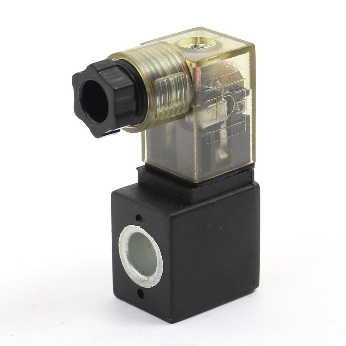 AC 24V 7mm 8mm Dia Core neumática de control de aire bobina de la electroválvula