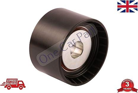 ML280 W164 3.0D Poulie de guidage /à courroie auxiliaire pour ventilateur 05 /à 09 OM642.940