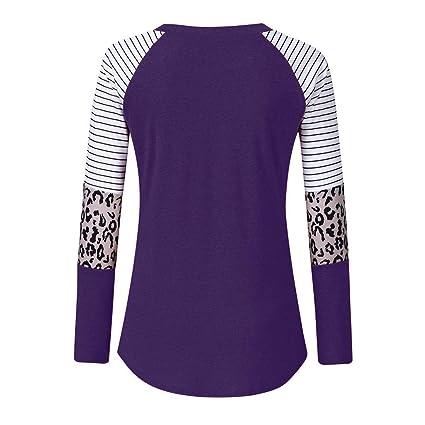 LILILICHIC_Jersey de Manga Larga para Mujer, suéter con ...