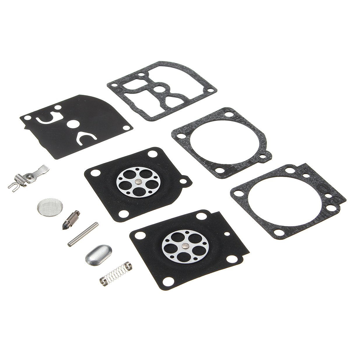 RISHIL WORLD/® Carburetor Gaskets Kit for STIHL 1129 1137 020T MS192 MS200 MS200T ZAMA RB-69