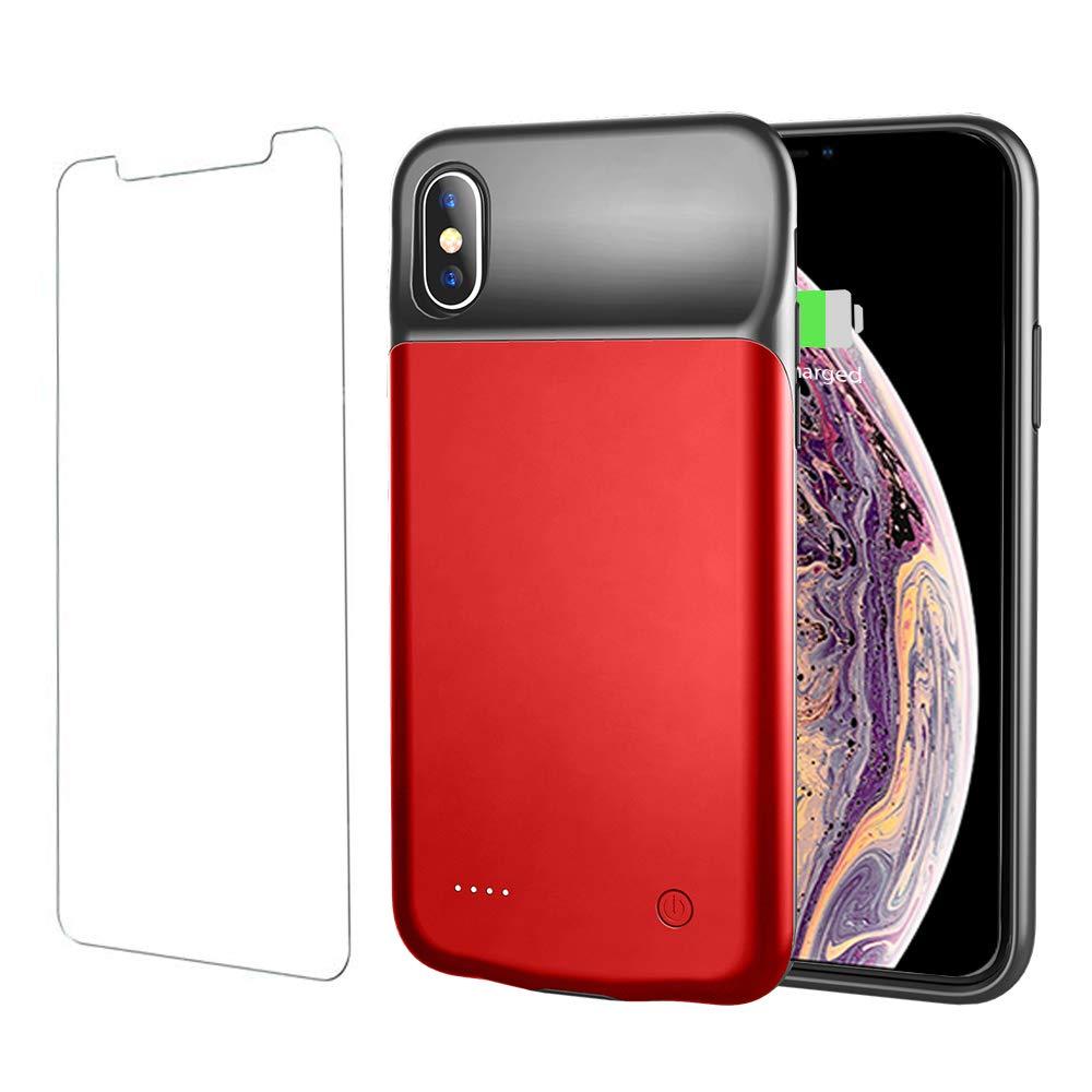 Funda Con Bateria De 3200mah Para Apple iPhone X/xs Hansmart [7jhfr15z]