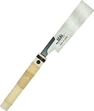 NAKAYA Japanese Saw 180mm Flush Cut Saw for Trimming Replacement Blade Japan