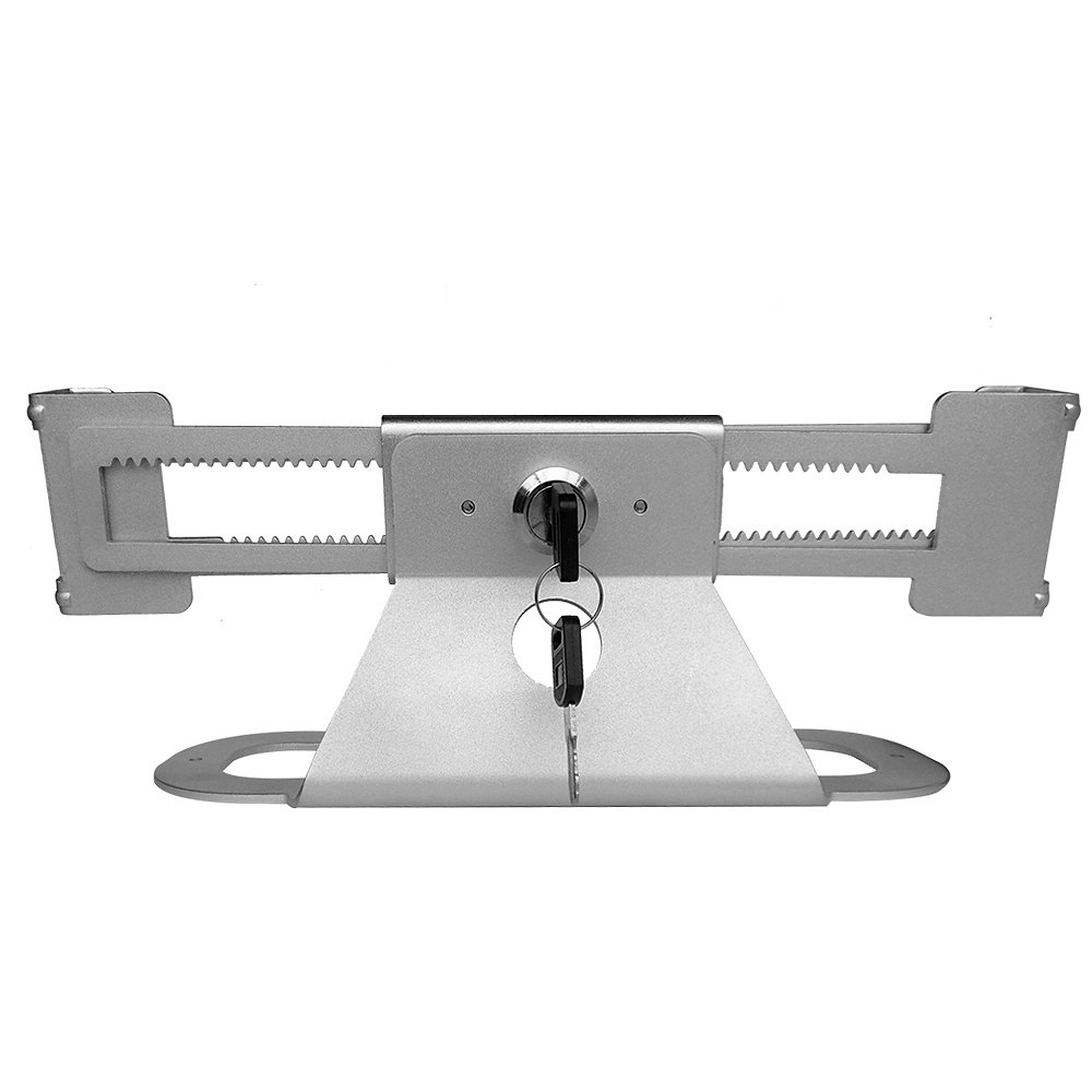 Laptop Lock, Aibay adjustable frame Universal PC Stand Anti-Theft Security Laptop Lock for Public Display
