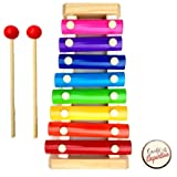 Craft Expertise Wooden Xylophone Musical Toy for Kids