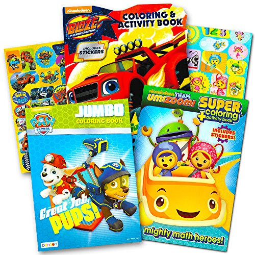 Compare price to nick jr coloring book | TragerLaw.biz