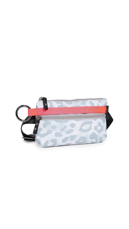 aabbba7768 ANDI Women's Urban Clutch Bag, White Leopard/Pop Pink, One Size ...