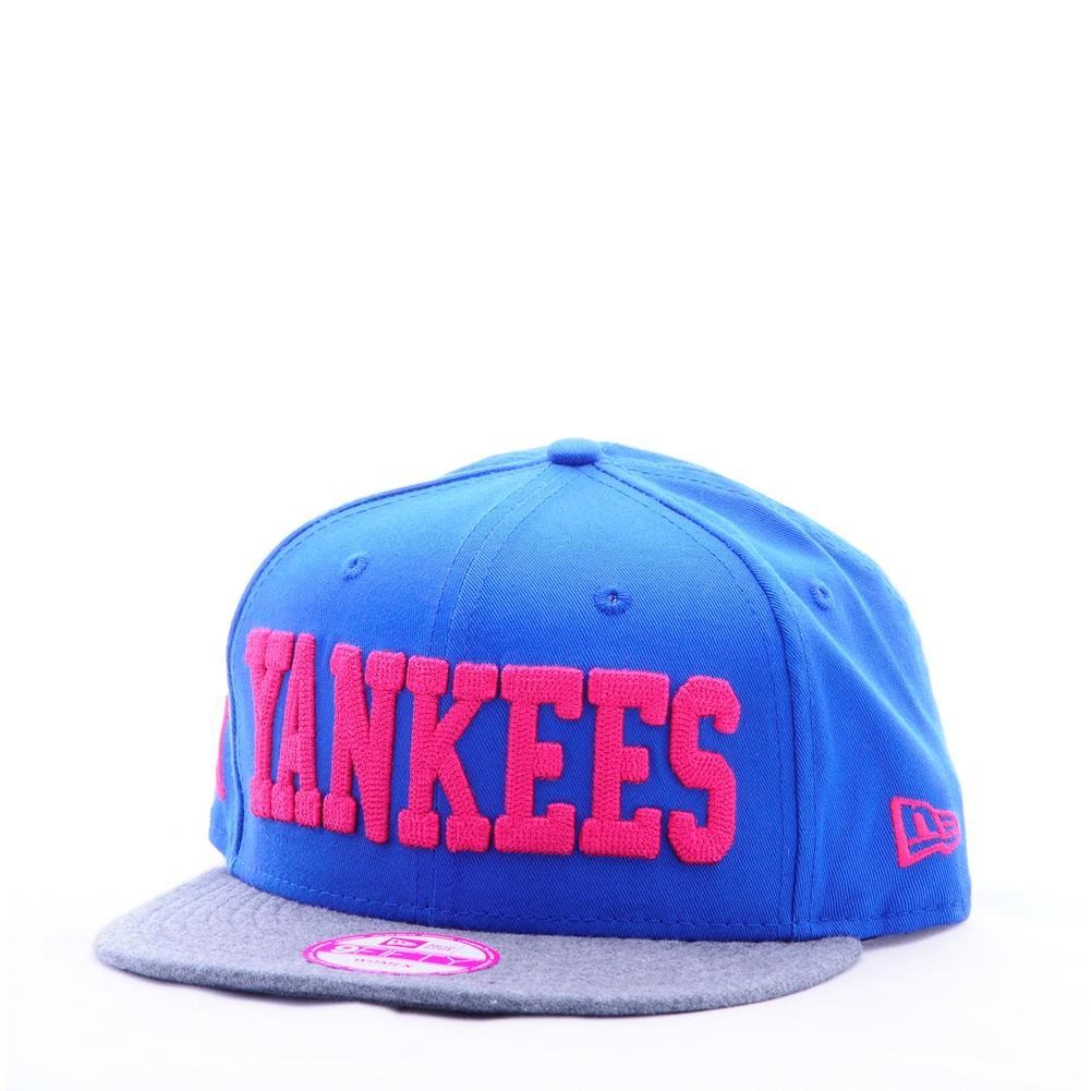 Gorra New Era - 9fifty Mlb Wmns Lic008 New York Yankees azul/rosa ...