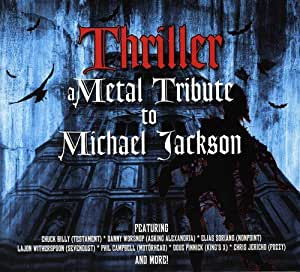 Download a tribute michael free to metal jackson thriller