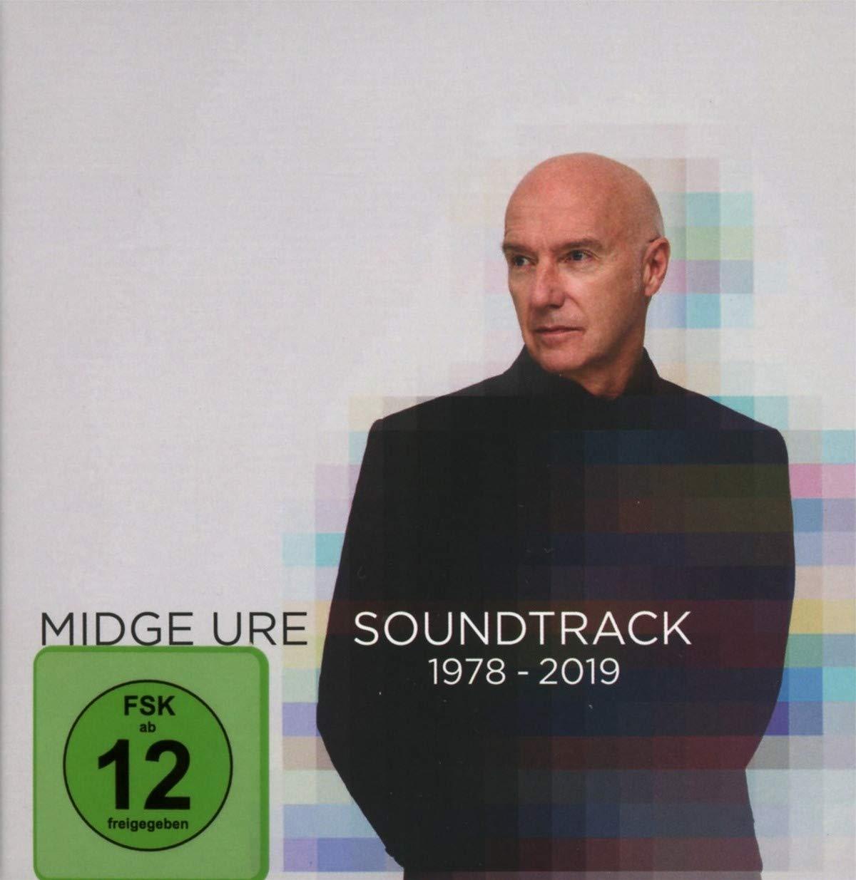 CD : Midge Ure - Soundtrack: 1978-2019 (3 Discos) (18-10-201