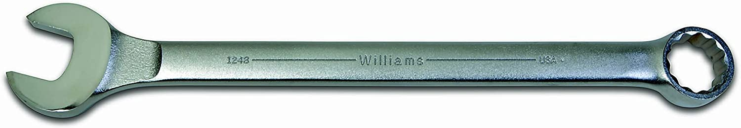 2-3//4-Inch Snap-on Industrial Brand JH Williams Williams 1198ABL Standard Combination Wrench
