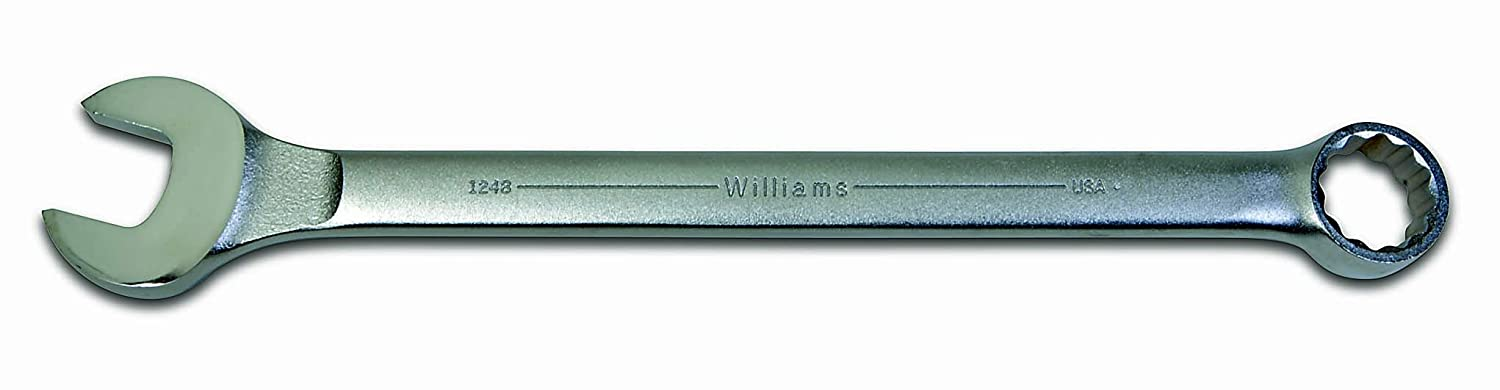2-3//4-Inch Snap-on Industrial Brand JH Williams Williams 1198A Standard Combination Wrench