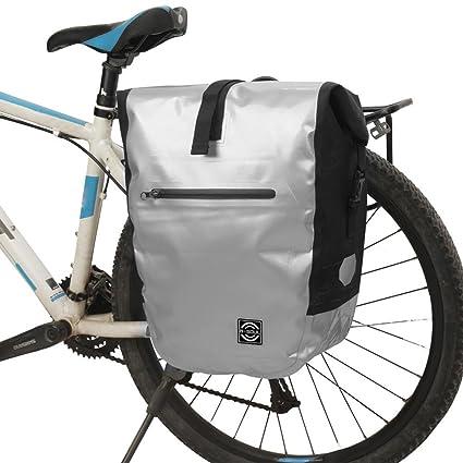 19L Alforjas para bicicleta,Bolsas para sillines,Impermeable ...