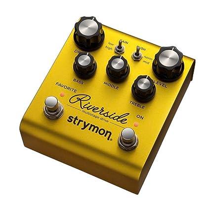 Strymon RIVERSIDE Multistage Drive Pedal de efectos para guitarra